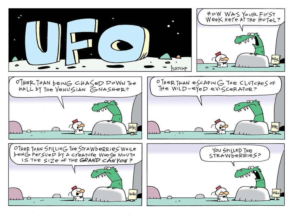 sunday ufo