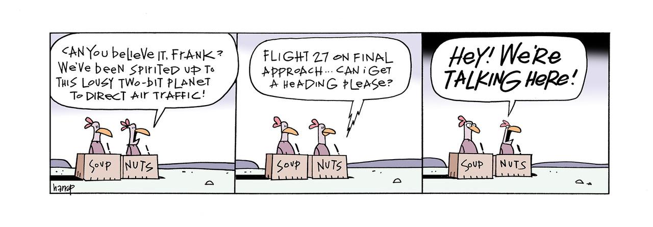 UFO Monday