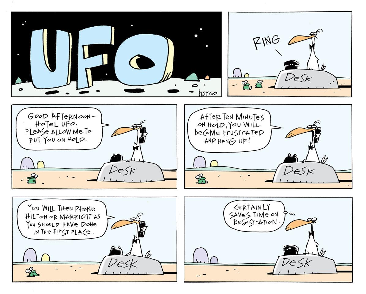 UFO Sunday